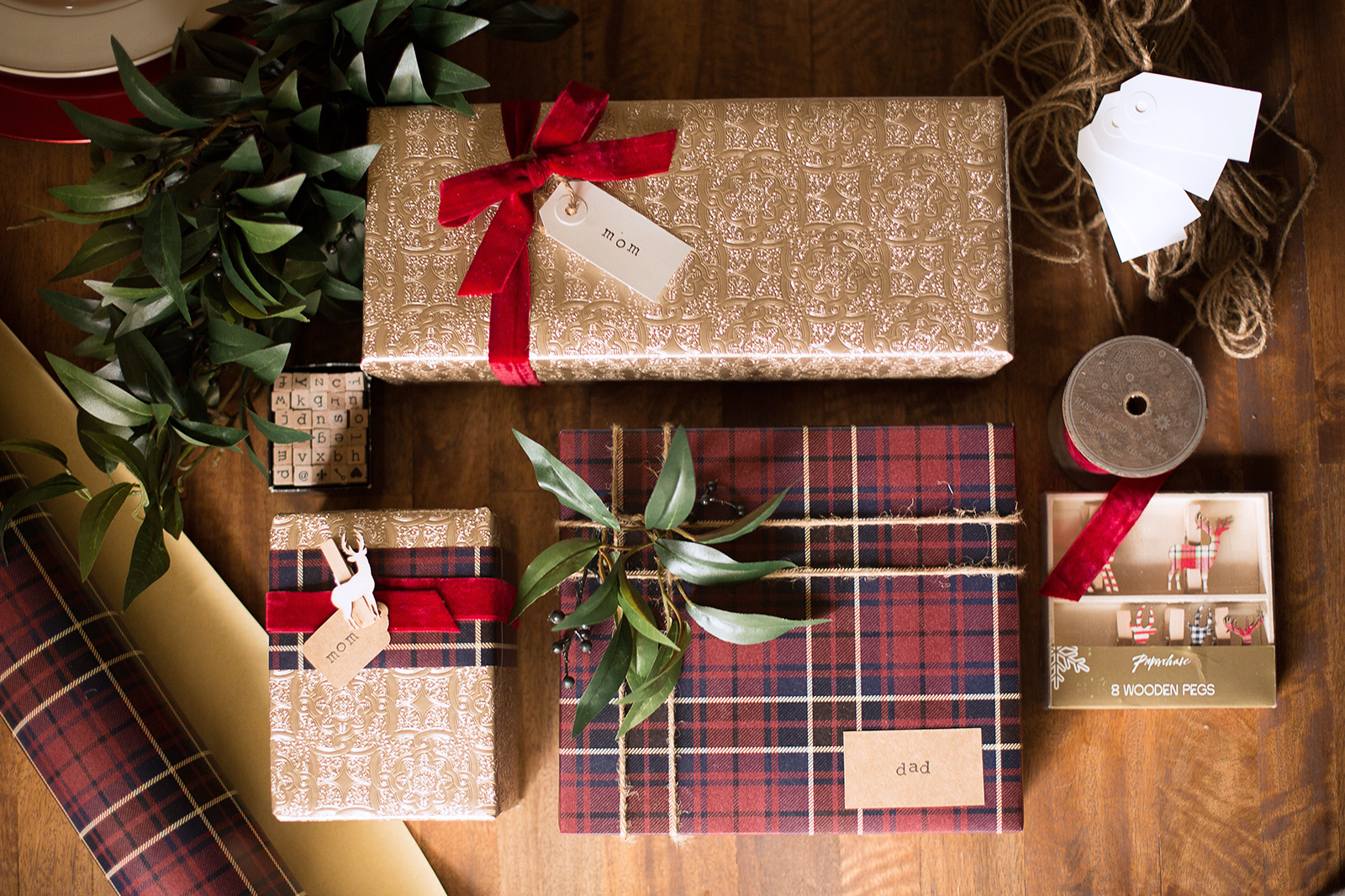 The Art and Craft of Christmas Gift Wrapping