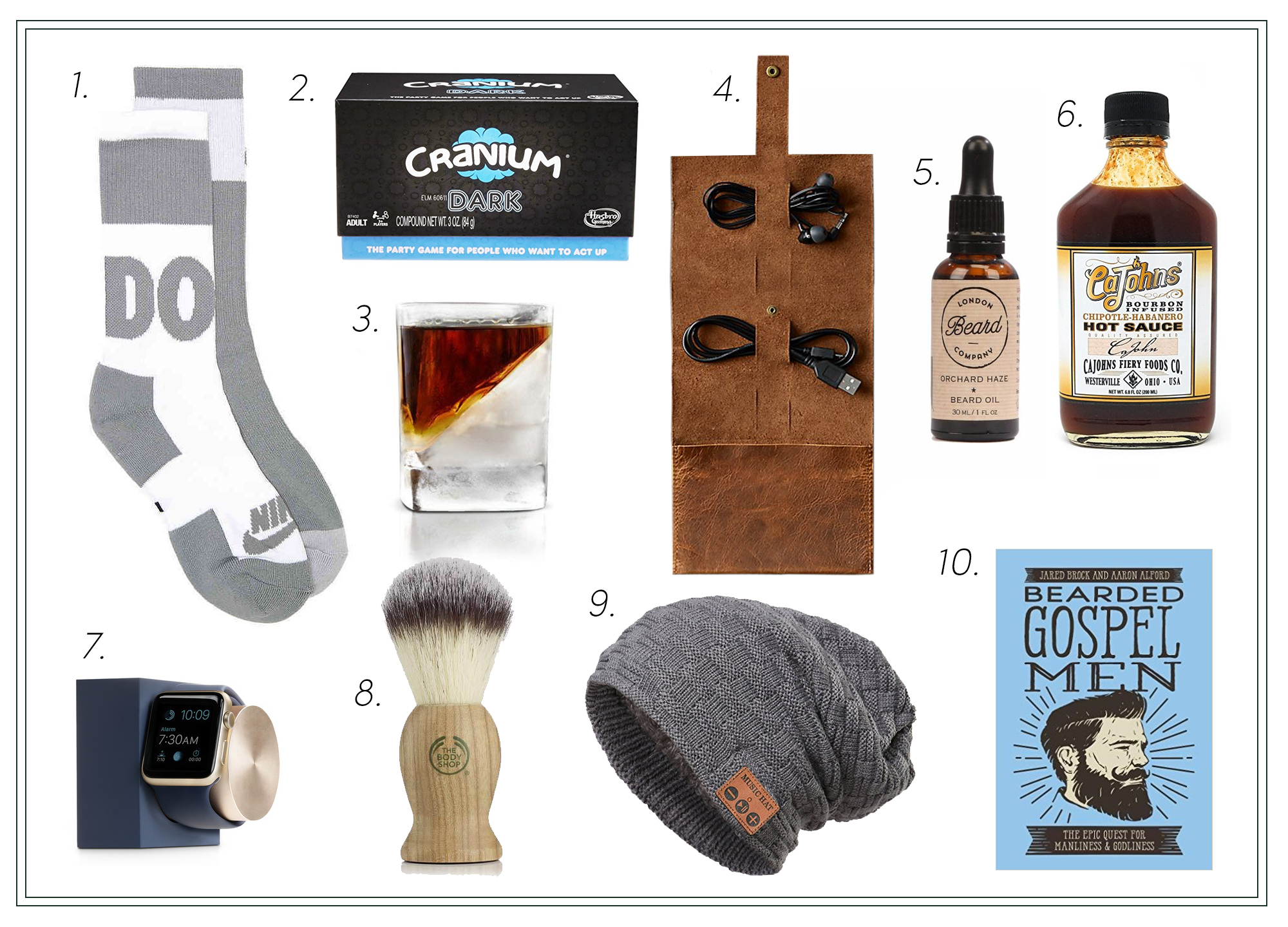 10 Stocking Stuffer Ideas for Him - The Well